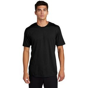 Sport-Tek® PosiCharge® Tri-Blend Wicking Draft Tee