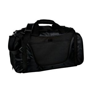 Port Authority® Medium Two-Tone Duffel Bag