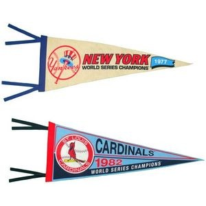 Sublimation Medium Wall Pennant