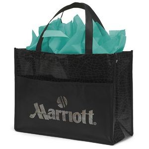 Couture™ Gloss-Laminated Tote Bag (Sparkle)