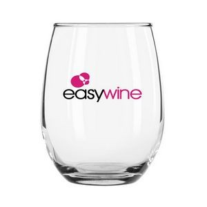 9 O.z Restaurant Stemless Wine Glass