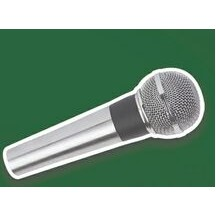 Hand Held Microphone Magnet (7.1-9 Sq. In. & 30mm Thick)