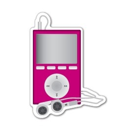 MP3 Player - 5.1-7 Sq. In. (30MM Thick)