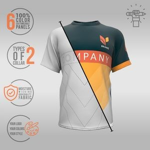 Fully Customizable Sports Technical T shirt