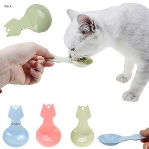 Pet Feeding Food Scoop