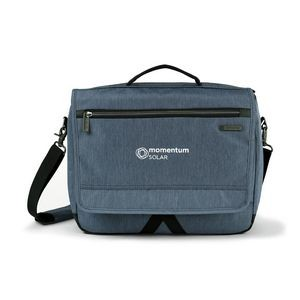 Samsonite Modern Utility Computer Messenger Bag Blue