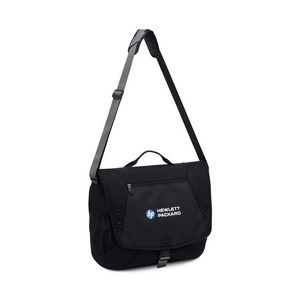 Vertex® Condor Computer Messenger Bag Black