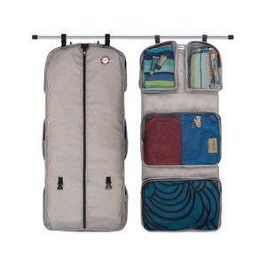Heather Gray RuMe® GTO | Garment Travel Organizer