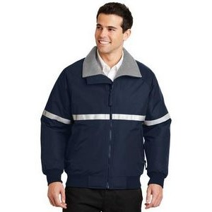 Port Authority® Challenger™ Jacket w/Reflective Taping