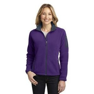 Port Authority® Ladies Enhanced Value Fleece Full-Zip Jacket