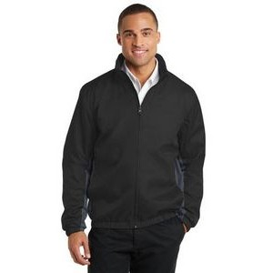 Port Authority® Men's Core Colorblock Wind Jacket