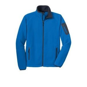 Port Authority® Men's Enhanced Value Fleece Full-Zip Jacket