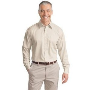 Port Authority® Men's Non-Iron Twill Shirt