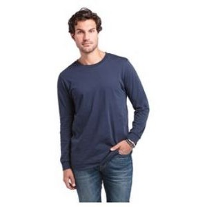 Delta-Soft Adult Soft Spun Semi Fitted Tee