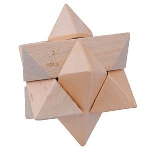 Star Wood Puzzle