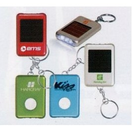 Solar Safety Key Light