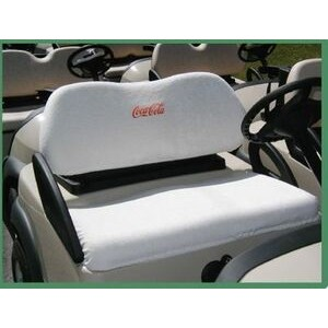 Seat Covers For Golf Carts (2 Piece Set)