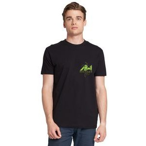 "3600-D04 - T-Shirt - Full-Color On Dark T-Shirt (Up To 4"" x 4"")"
