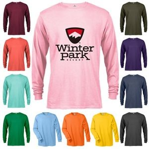 Classic Tees Unisex Long Sleeve Winter T-shirt 5.2 oz