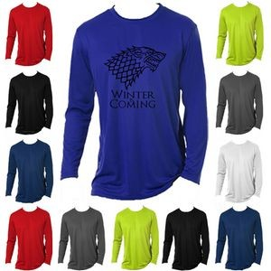 Classic Comfort Wicking Long Sleeve Winter T-Shirt 3.8 oz